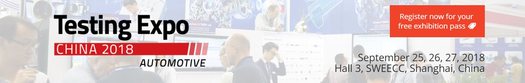 Automotive Testing China 2018