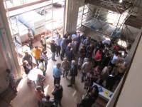 Feier des Richtfestes von Bauabschnitt III @ iMAR St. Ingbert