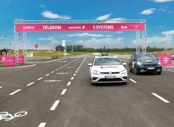 ZalaZone Proving Ground Inauguration: iMAR invited to present leading technology