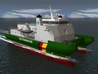 iSSMC (Schiffs-Stabilisierung) für ThyssenKrupp Marine Systeme